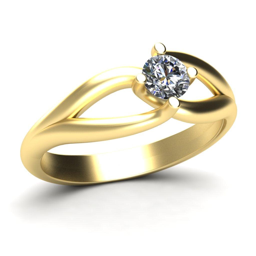 Verlovingsring_marlies_45graden_Perspective_Yellow_Gold_14kt_Diamond