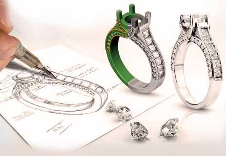 Zelf verlovingsring ontwerpen